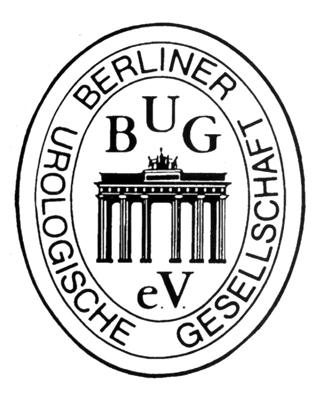 Logo Berliner Urologischen Gesellschaft