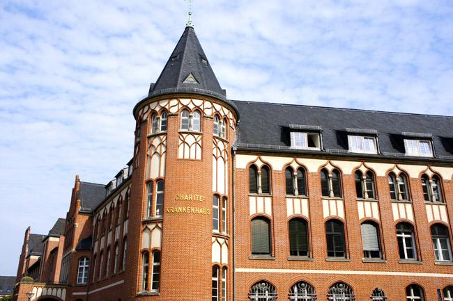 Universitätsklinikum Charité Campus Mitte