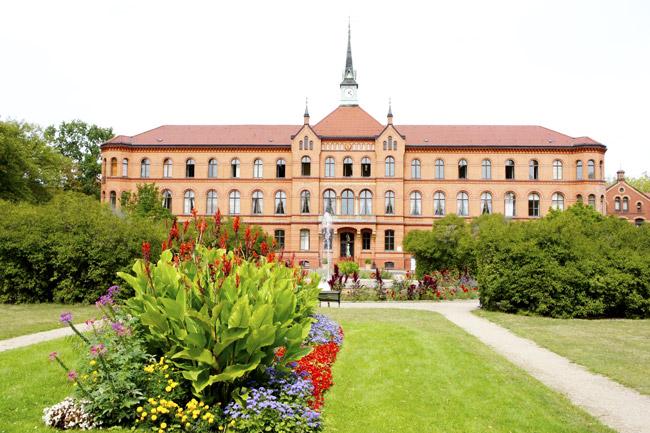 KEH Krankenhaus Königin Elisabeth Herzberge in Lichtenberg